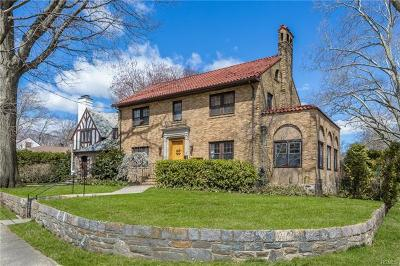 Mount Vernon Single Family Home For Sale: 75 Parkway East