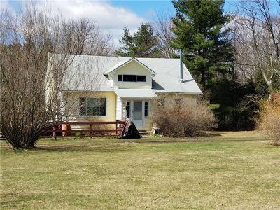 Wurtsboro Single Family Home For Sale: 905 Mount Vernon Road