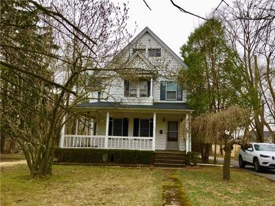 Blauvelt Single Family Home For Sale: 578 Western Highway
