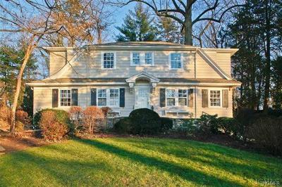 Bronxville Single Family Home For Sale: 50 Summit Avenue