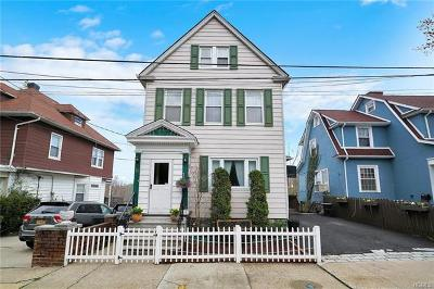 Yonkers Single Family Home For Sale: 50 Saint James Terrace