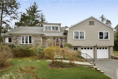 Scarsdale Single Family Home For Sale: 36 Wayside Lane