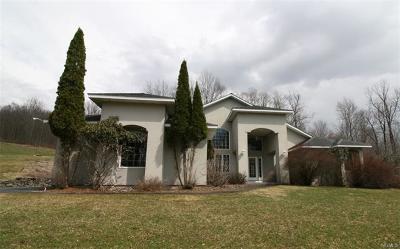 Single Family Home For Sale: 122 Winkler Road