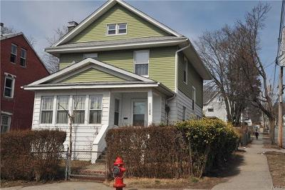 Peekskill Single Family Home For Sale: 1144 Howard Street