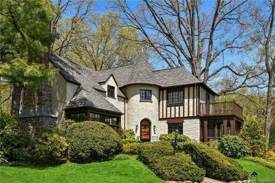Westchester County Single Family Home For Sale: 1 Lookout Circle