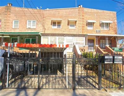 Bronx Multi Family 2-4 For Sale: 3302 Fish Avenue