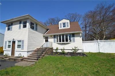 Valley Cottage Single Family Home For Sale: 263 Cottage Road