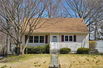 Peekskill Single Family Home For Sale: 922 Bernard Road