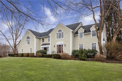 Brewster Single Family Home For Sale: 55 Salmons Hollow Road
