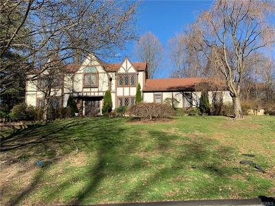 Nanuet Single Family Home For Sale: 40 Newport Drive