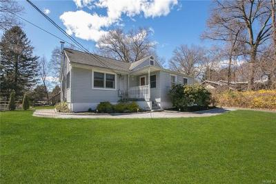 Rockland County Single Family Home For Sale: 21 Huested Lane