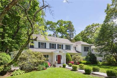 Westchester County Single Family Home For Sale: 9 Pondfield Parkway