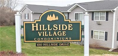 Middletown Condo/Townhouse For Sale: 100 Hillside Drive #A6
