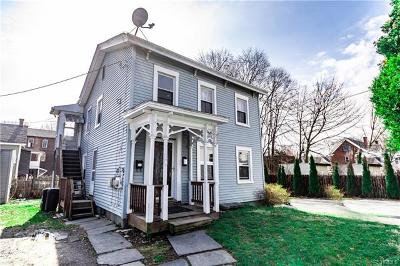 Dutchess County Multi Family 2-4 For Sale: 22 Reservoir Square