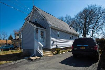 Middletown NY Single Family Home For Sale: $169,900