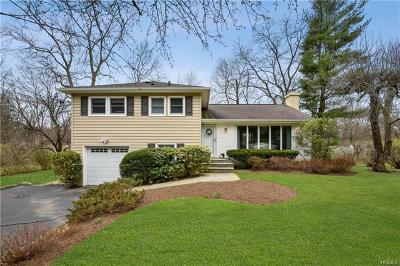 Briarcliff Manor Single Family Home For Sale: 5 Tappan Terrace