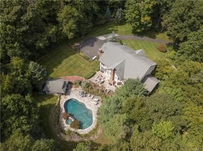 Armonk Single Family Home For Sale: 7 Quinby Ridge Road