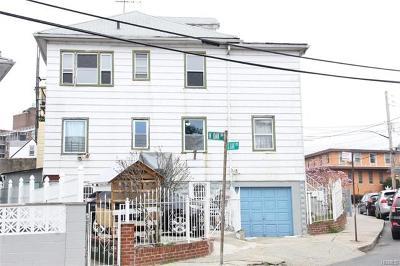 Bronx Multi Family 2-4 For Sale: 788 North Oak Drive