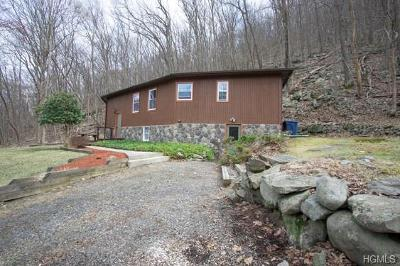 Washingtonville Single Family Home For Sale: 238 Woodcock Mtn Road