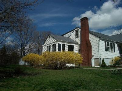 Chester Single Family Home For Sale: 3042 State Route 94