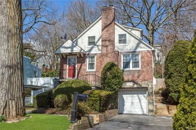Larchmont Single Family Home For Sale: 48 Sherwood Drive