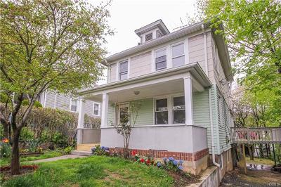 Westchester County Single Family Home For Sale: 92 North Goodwin Avenue