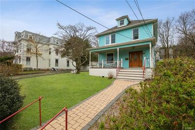 Nyack Single Family Home For Sale: 74 Jefferson Street