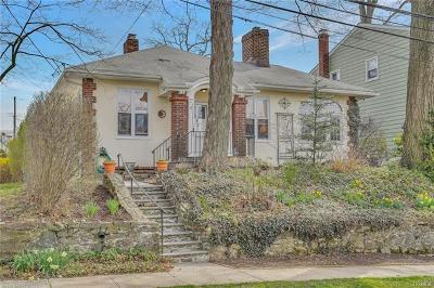 Yonkers Single Family Home For Sale: 72 Shelley Avenue