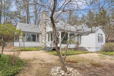 Putnam Valley Single Family Home For Sale: 45 West Shore Drive