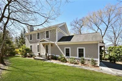 Westchester County Single Family Home For Sale: 306 West Hartsdale Avenue