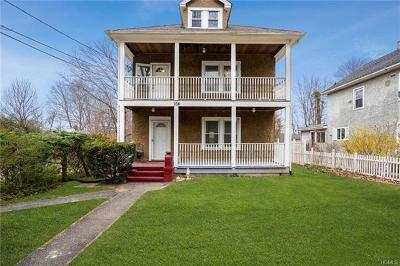 Westchester County Multi Family 2-4 For Sale: 166 Babbitt Road