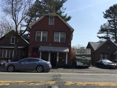 Valley Cottage Single Family Home For Sale: 753 Route 9w