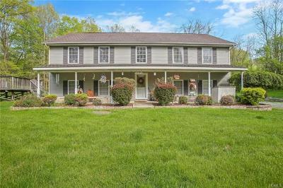 Campbell Hall Single Family Home For Sale: 3360 State Route 208