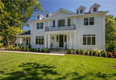 Scarsdale Single Family Home For Sale: 6 Mayflower Road