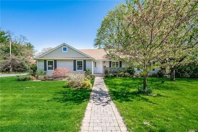 Westchester County Single Family Home For Sale: 19 Rock Ridge Drive