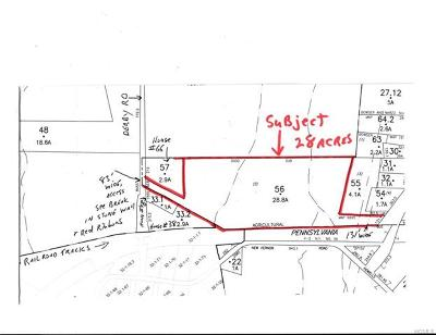 Middletown Residential Lots & Land For Sale: Bowser Road