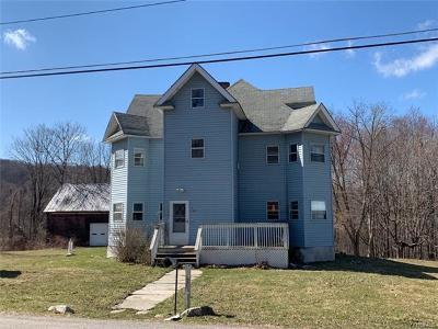 Middletown Multi Family 2-4 For Sale: 134 High Barney Road