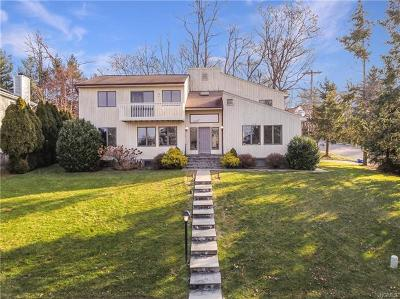 Tarrytown Single Family Home For Sale: 1 Hudson Place
