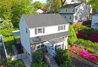 New Rochelle Single Family Home For Sale: 2322 Palmer Avenue