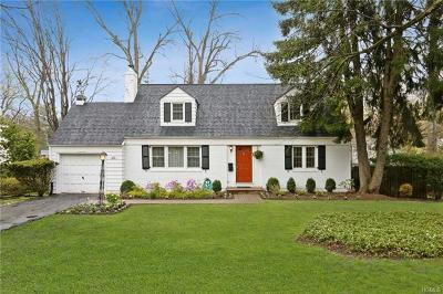 Westchester County Single Family Home For Sale: 233 Benedict Avenue