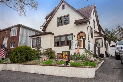 Yonkers Single Family Home For Sale: 18 Helena Avenue
