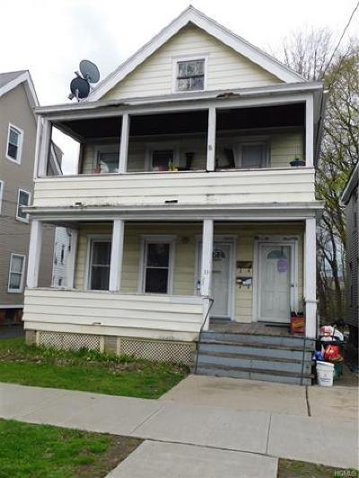 Dutchess County Multi Family 2-4 For Sale: 33 Lincoln Avenue