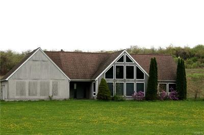 Milton Single Family Home For Sale: 866 Lattintown Road