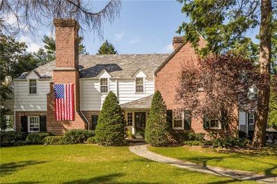 Bronxville Single Family Home For Sale: 1015 Kimball Avenue