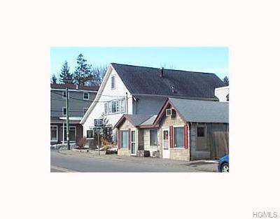 Greenwood Lake Commercial For Sale: 61 Windermere Avenue