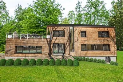 Westchester County Single Family Home For Sale: 100 Brundage Ridge Road
