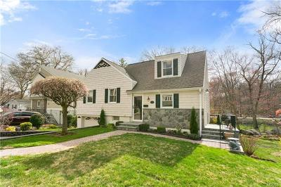 Mamaroneck Single Family Home For Sale: 1427 Raleigh Road