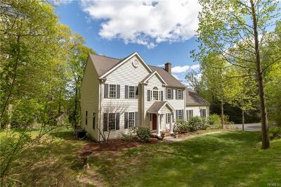 Connecticut Single Family Home For Sale: 134 Mirey Dam Road