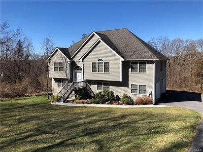 Dutchess County Single Family Home For Sale: 34 Pleasant Ridge Rd