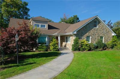 Scarsdale NY Single Family Home For Sale: $1,025,000